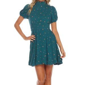 Free People Abbie Mini Dress